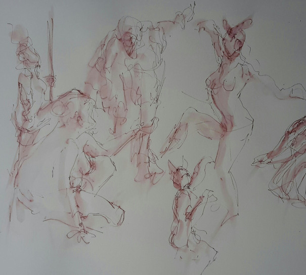 Drawing Circus - Woodland Creatures