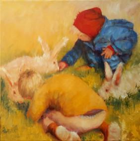 #'Three Rabbits' 2015