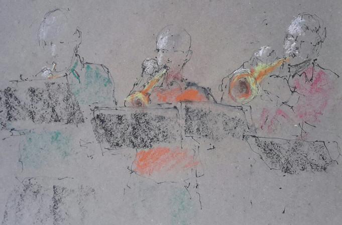 Jazz Club trumpets