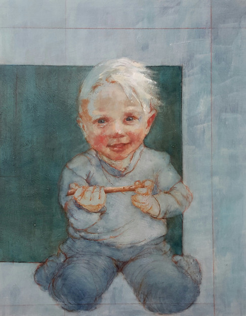 #'Stick' Selected for Lakes Artists Society Summer Exhibition