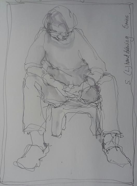 SE 5 min L hand sketch