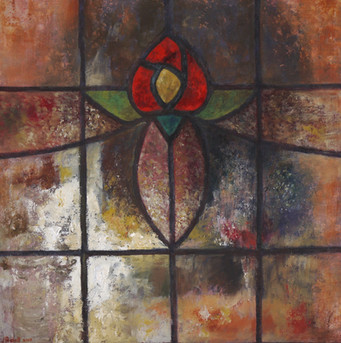 #'Window 4 - Late Evening' 2016