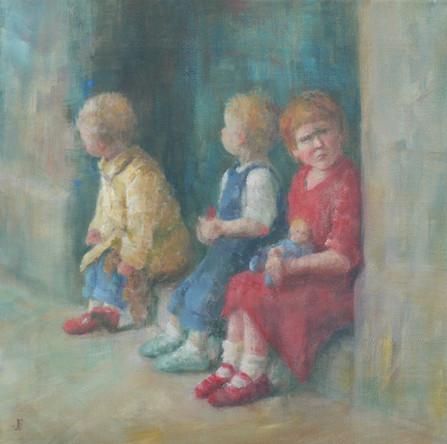 'Three Little Kids'