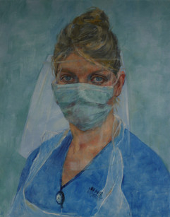 Kirsty. District Nurse.