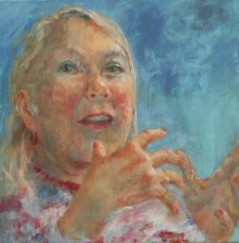 Portrait Commission (Triptych)