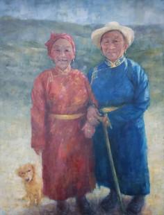 'Friends. Mongolia'