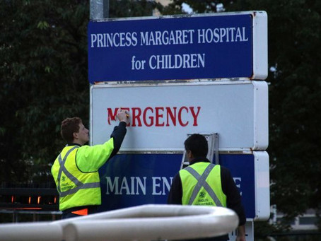 Princess Margaret Hospital shuts doors as sick kids move to Perth Children's Hospital
