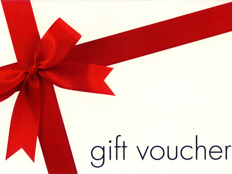 The best gift voucher in the world