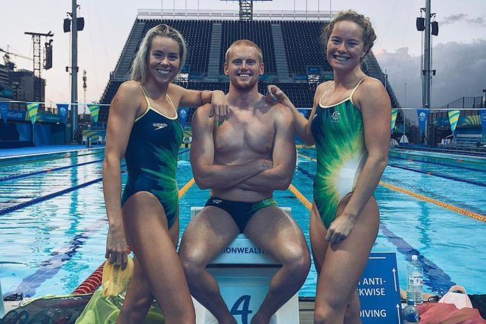 commonwealth games athletes