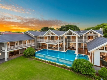 Expats snap up trophy properties as dollar and prices fall