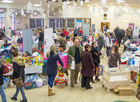 Baby and Children's community market set for Nantwich