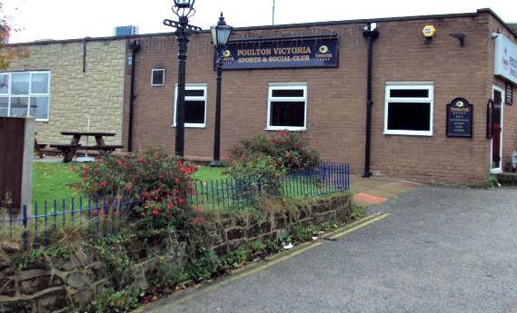 Poulton Victoria Sports & Social Club, Wallasey