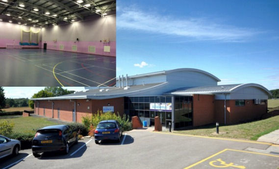 The Nuneaton Academy Sports Centre