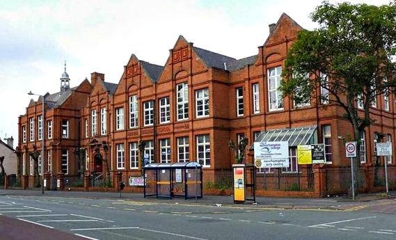 Newhampton Arts Centre, Wolverhampton