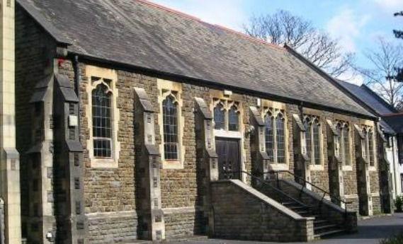 St James Church Hall, Swansea