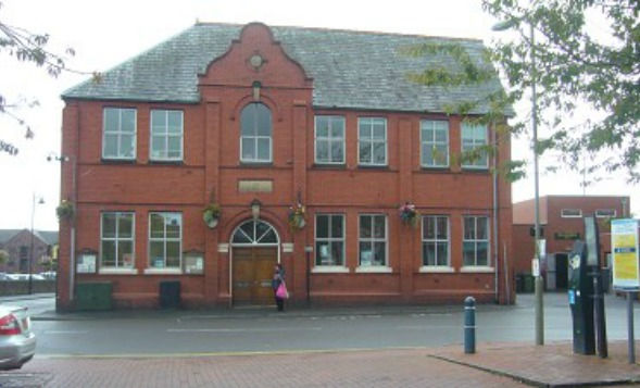 Oswestry Memorial Hall