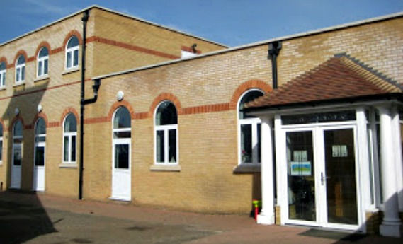 Greek Orthodox Community of St. Panteleimon, Community Church Hall, Harrow
