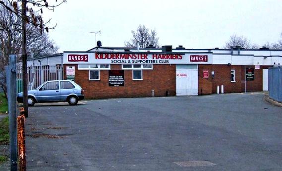 Kidderminster Harriers Supporters & Social Club