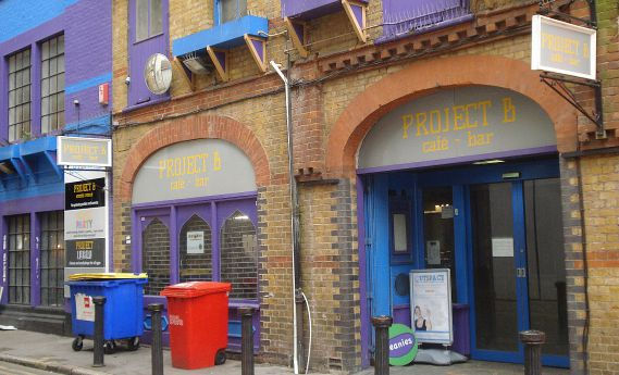 Project B, Croydon, Surrey