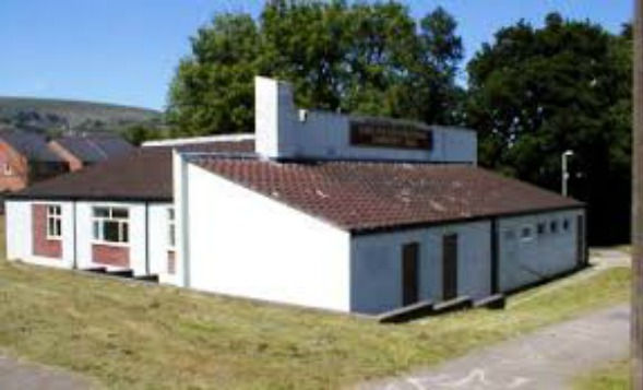The White Hut Community Hall
