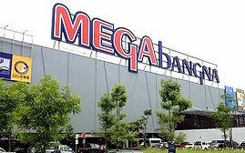 Mega Bangna near Suvarnabhumi Airport