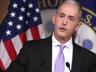 FBI Opens Investigation into Trey Gowdy's Hair