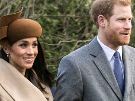 Harry and Meghan Lose Government Assistance after Bar Tab Comes in Over Budget