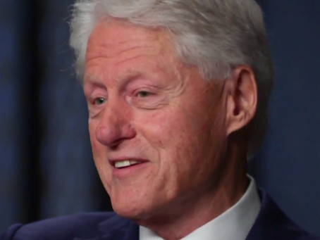 Bill Clinton Pardons Self for Being Sexual Prowler