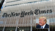 New York Times Hires President Trump as Chief Fact Checker