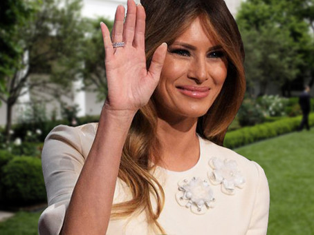 Melania Sublets Personal White House Bedroom to Separated Children