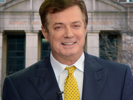 Manafort Lobbies Congress on Behalf of Self to Make Ukraine 51st State