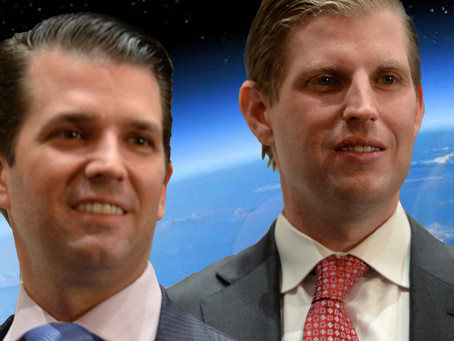 Don Jr. and Eric Trump Enlist in New Space Force