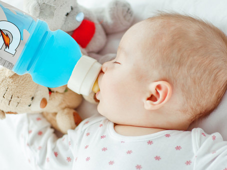 'Unsure If Breast Milk or Formula is Best? Then Give Your Baby Gatorade' says Health Advisor