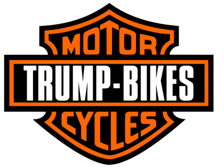 Harley-Davidson Changes Name to 'Trump-Bikes'