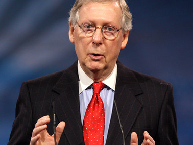 McConnell Blames Russian Meddling on Founding Fathers, 'They Formed Too Good a Nation'