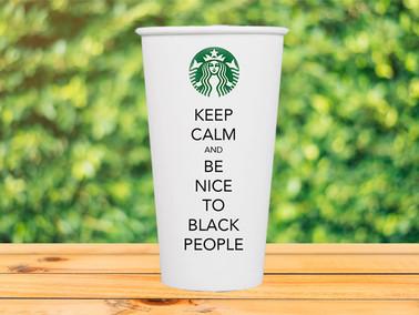 Starbucks Introduces new Racial Sensitivity Cup