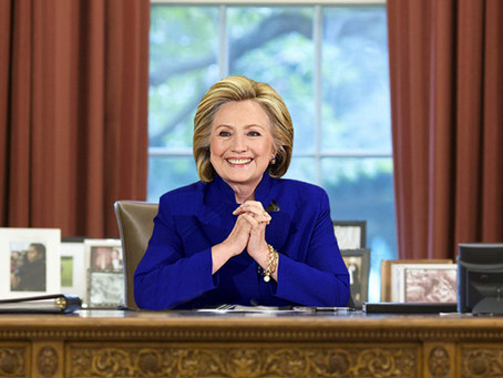 Hillary to Play President in Netflix Period Piece Set in 2016