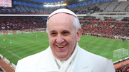 Pope Francis Bribes FIFA, Gets Newly Formed 'Vatican United' Into World Cup