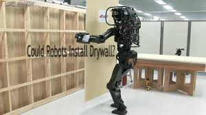 Could Robots Install Drywall?