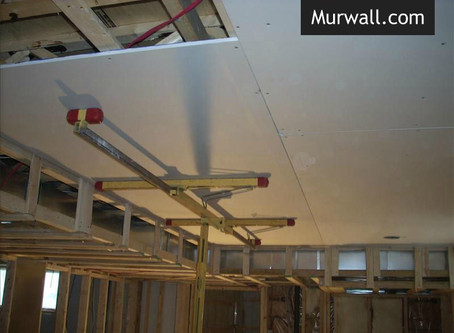 Methods and Tools for Drywall Installation