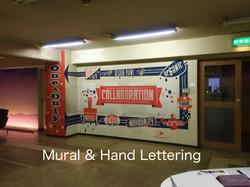 Mural&Hand Lettering