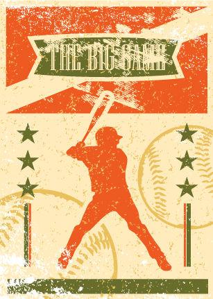 Cartel 2 del béisbol