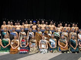 2021 Tainui Waka Kapa Haka Regional Winners