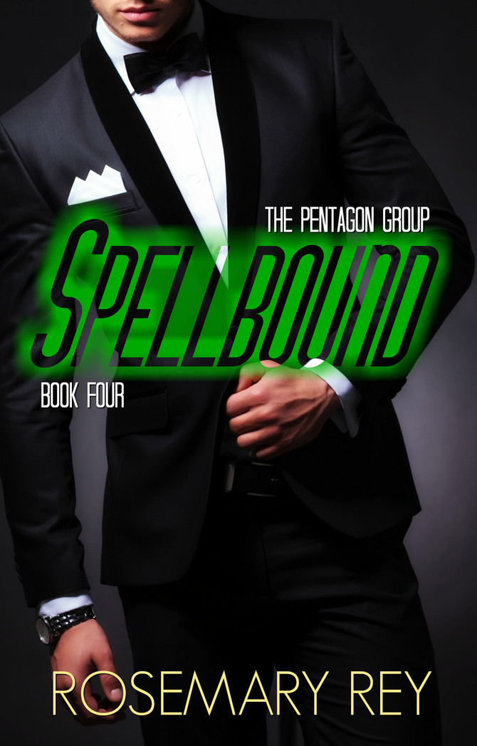 Release Day for Spellbound