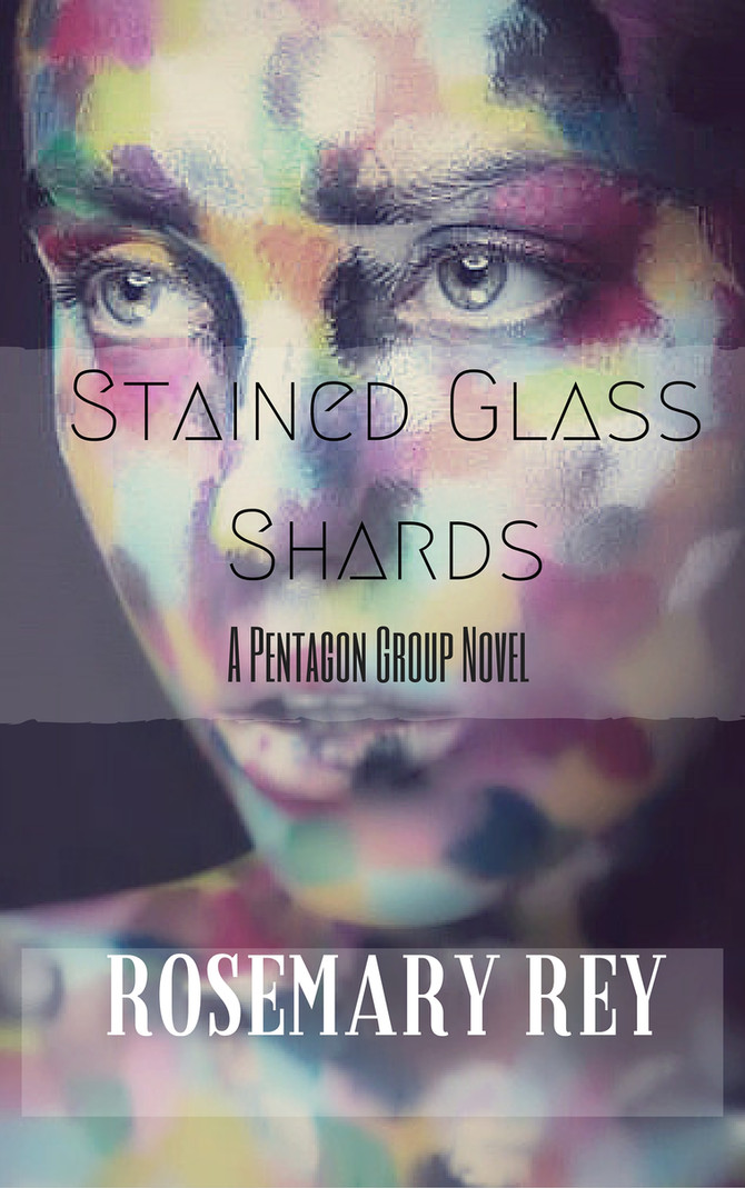 Stained Glass Shards