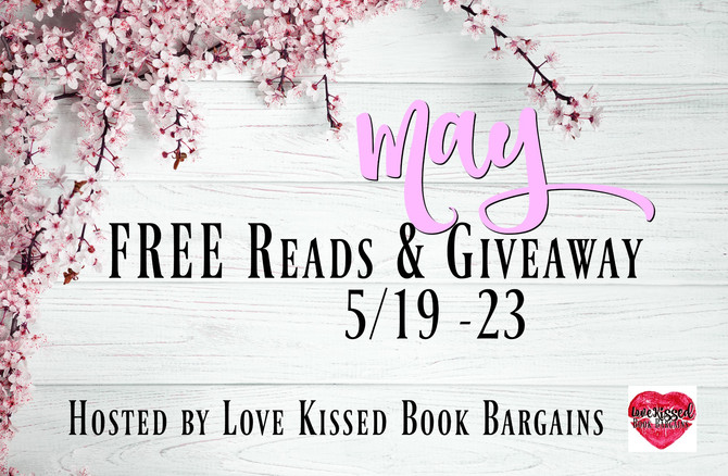 May FREE Reads & Giveaway
