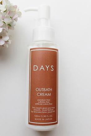 DAYS OUTBATH CREAM