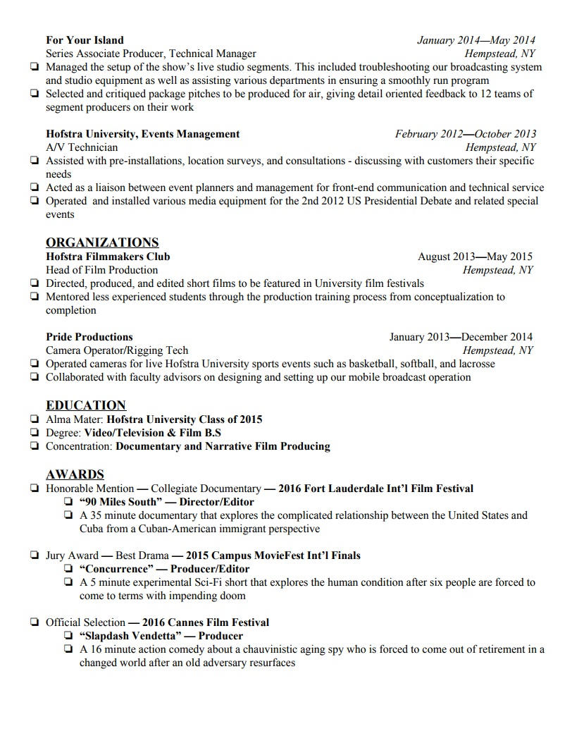 television associate producer resume virtrencom 429ae1 cca518dc51a04028b529da5f2350194fmv2 television associate producer resume segment producer sample - Associate Producer Sample Resume