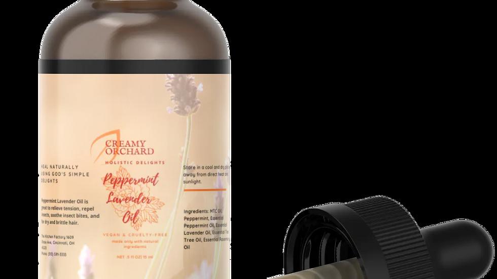 Peppermint Lavender Oil
