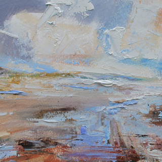Plein-air oil painting 2